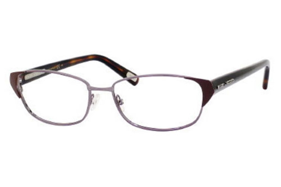Marc Jacobs 330 Eyeglasses in 065C Dark Ruthenium Brown